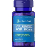 Hyaluronic Acid 100 mg (60 капсул)