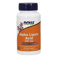 Alpha Lipoic Acid 250 mg (60 veg капсулы)
