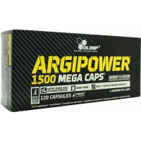 Argi Power 1500 mg (120 капсул)