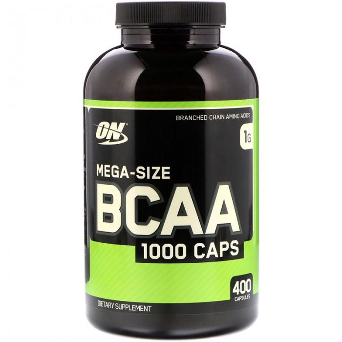 BCAA 1000 (400 капсул)