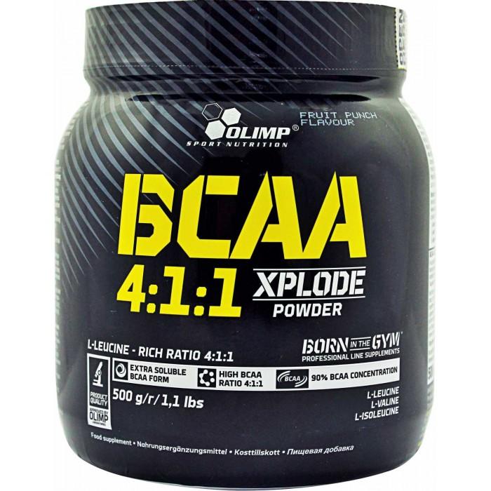 BCAA 4:1:1 Xplode (500 грамм)
