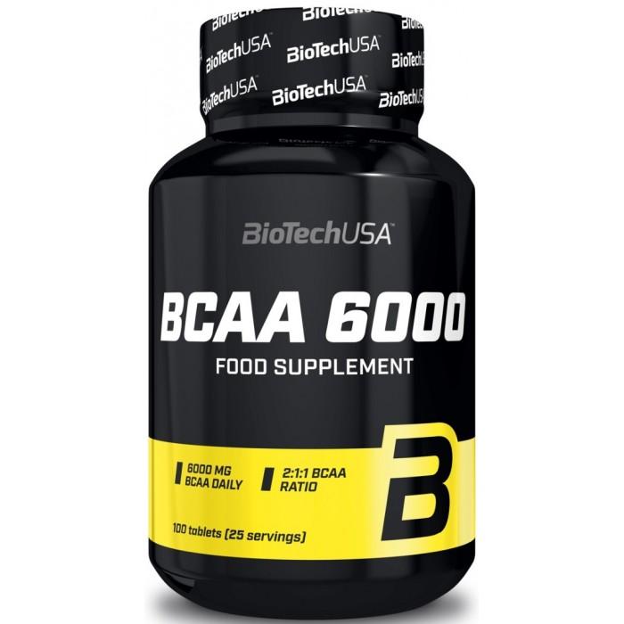 BCAA 6000 (100 таблетс)