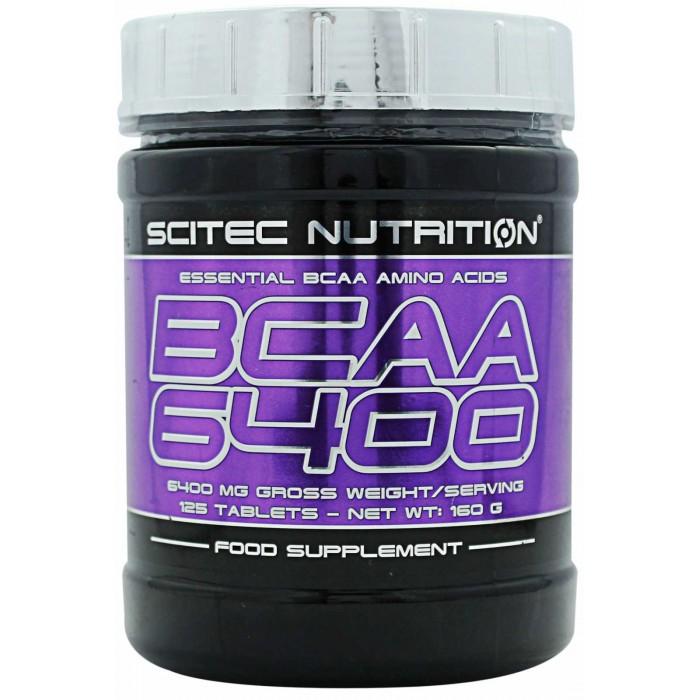 BCAA 6400 (125 таблетс)