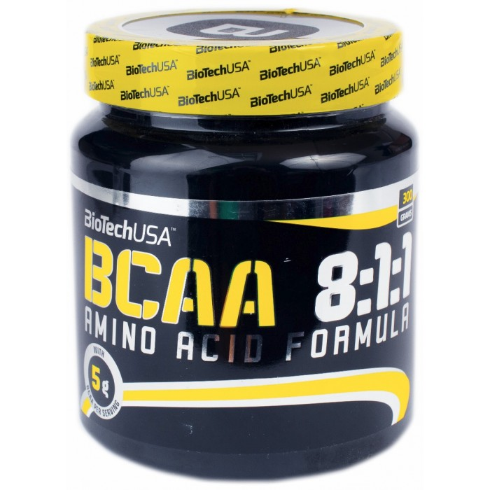 BCAA 8:1:1 (300 грамм)