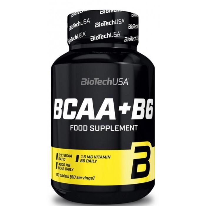BCAA + B6 (100 таблетс)