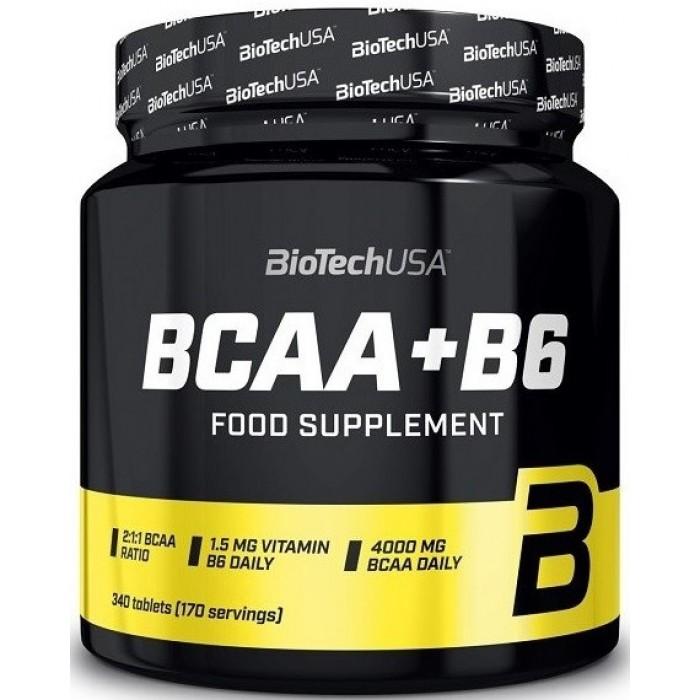 BCAA + B6 (340 таблетс)