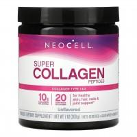 Коллаген Neocell Супер Коллаген, Тип 1&3, NeoCell, 7 унций (198 гр)