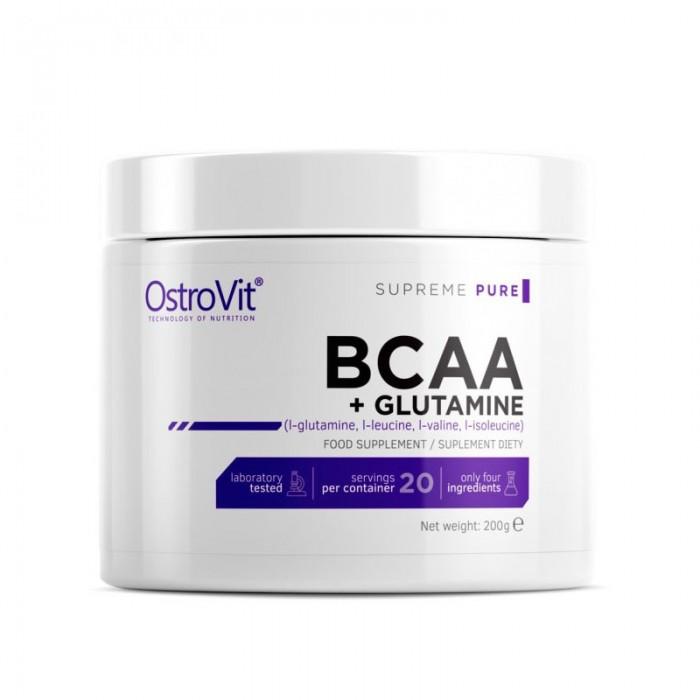 BCAA + L-Glutamine (200 грамм)