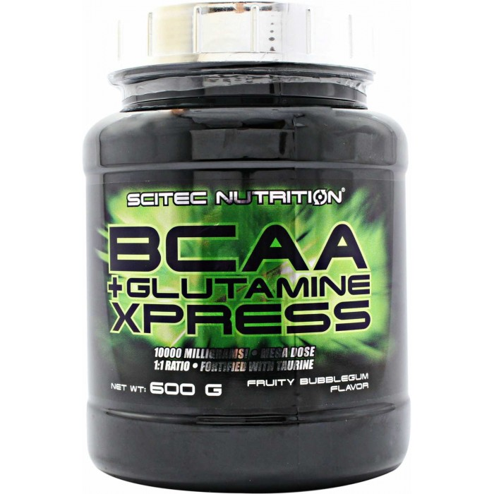 BCAA+GLUTAMINE XPRESS (600 грамм)