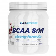 ALLNUTRITION BCAA 8:1:1 STRONG FORMULA, 400 ГРАММ