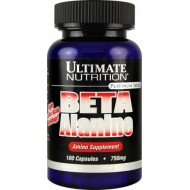 Beta-Alanine 750 mg (100 капсул)