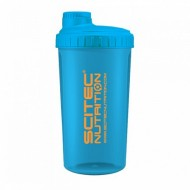 Shaker Scitec Голубой NEON  (700 мл)