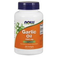 Garlic Oil (250 softgels)