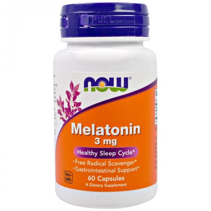 Melatonin 3 mg (60 капсул)