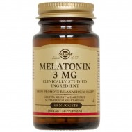 Melatonin 3 mg (60 таблетс)