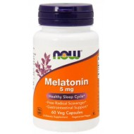 Melatonin 5 mg (60 капсул)