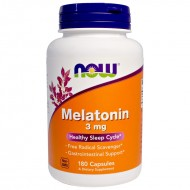 MELATONIN 3 mg (180 капсул)