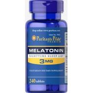 Melatonin 3 mg (240 tabs)