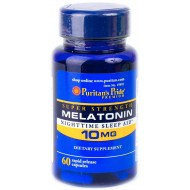 Melatonin 10 mg (60 капсул)