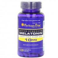 Melatonin 10 mg (120 капсул)