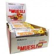 Блок батончиков Yogurt & Muesli (30 грамм) - 32 шт