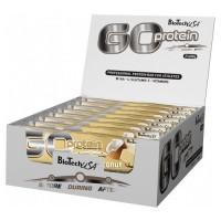 Блок батончиков Go Protein Bar (80 грамм) - 21 шт