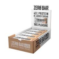 Эконом Блок батончиков  Zero Bar - 20 шт - (50 грамм)