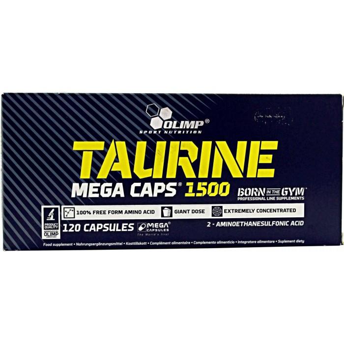 Taurine (120 капсул)