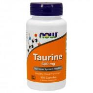 Taurine 500 mg (100 капсул)