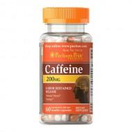Caffeine 200 mg (60 капсул)