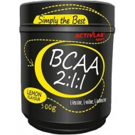 BCAA 2:1:1 (500 гр)