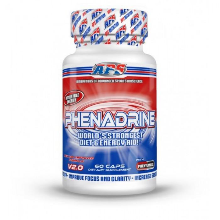 Phenadrine V2.0 (60 капсул)