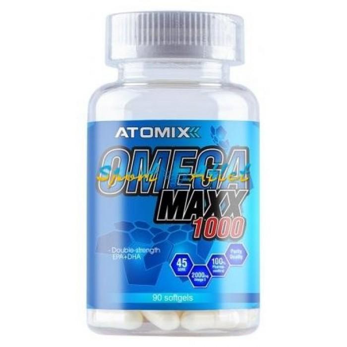 Omega Maxx 1000 (90 софтгельс)