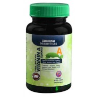 Vitamin A-10,000 fish liver oil (100 softgels)