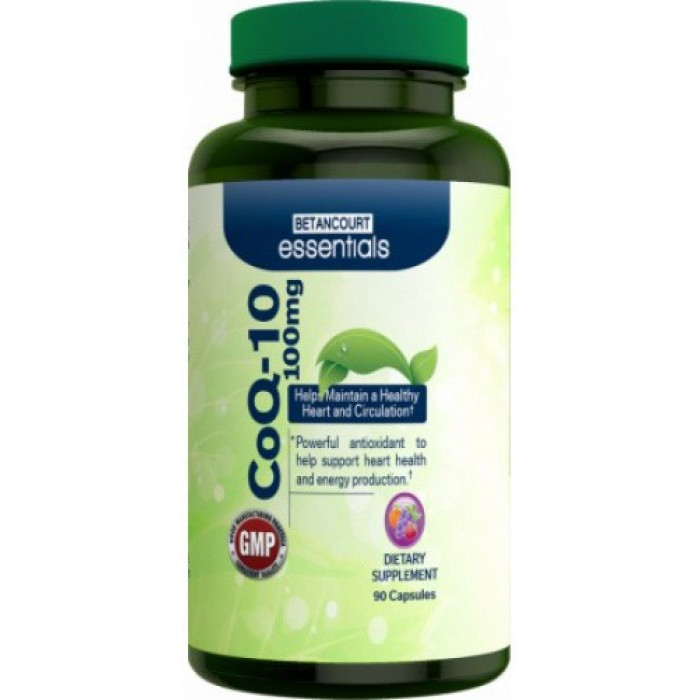 CO-Q10 100 mg (90 капсулы)