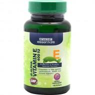 Vitamin E 400 IU (100 капсул)