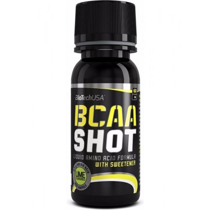BCAA Shot zero carb (60 мл)