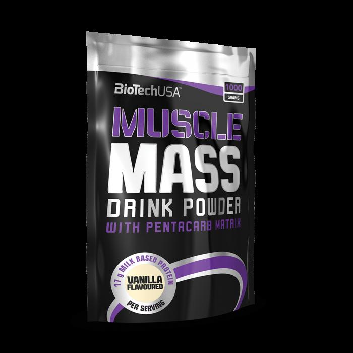 Muscle Mass (1 кг)