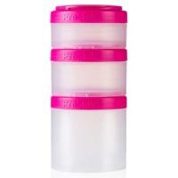 Контейнер BlenderBottle Expansion Pak прозрачный/розовый