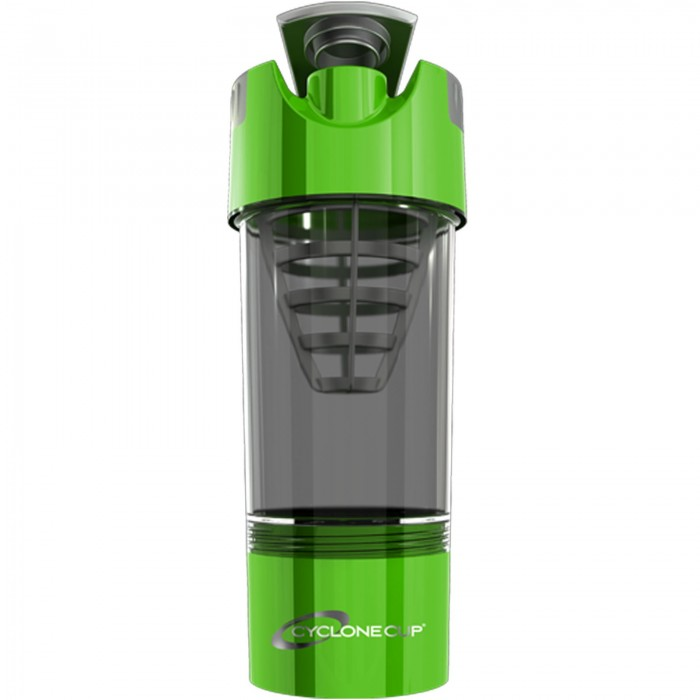 Shaker Cup 20 oz + 6 oz container (Green)