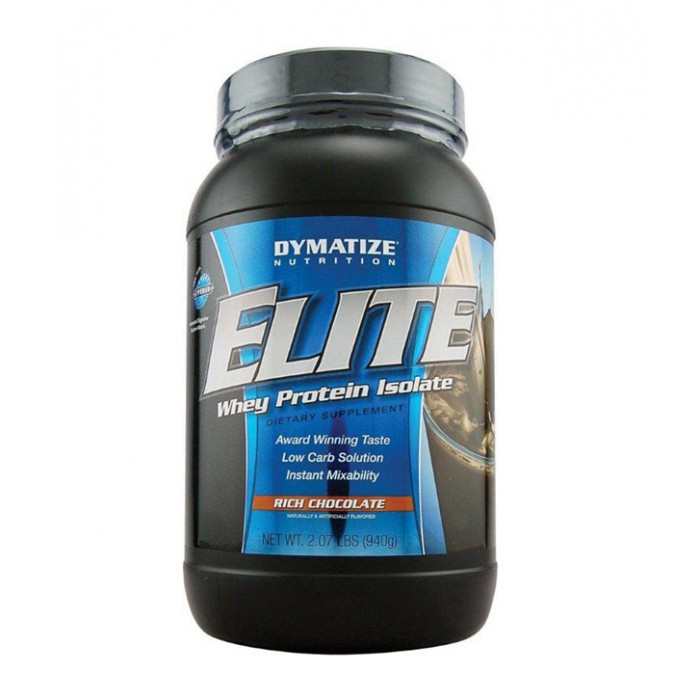 Elite Whey Protein Isolate (907 грамм)