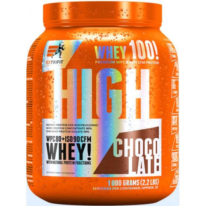 HIGH Whey 80 (1 кг)