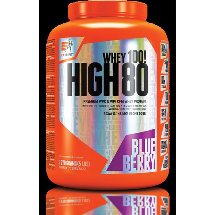 HIGH Whey 80 (2,27 кг)