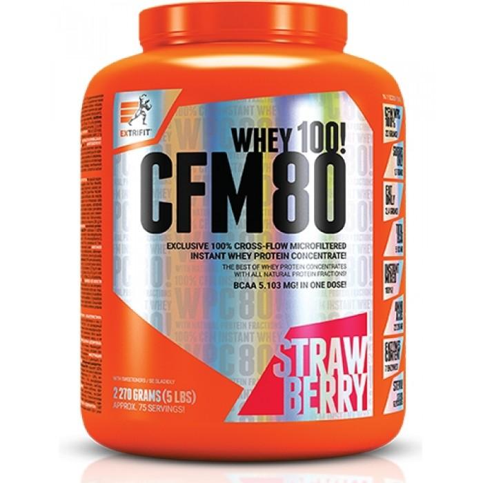 CFM Whey 80 (2,27 кг)