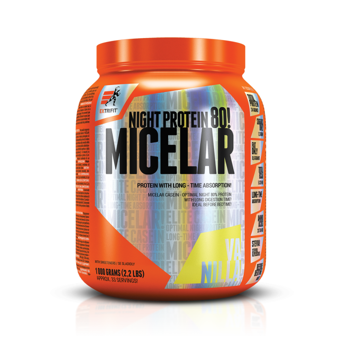 MICELAR Night protein 80 (1 кг)