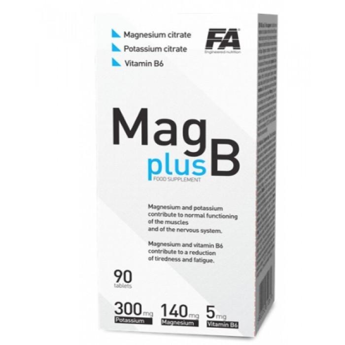 Mag plus B (90 таблетс)