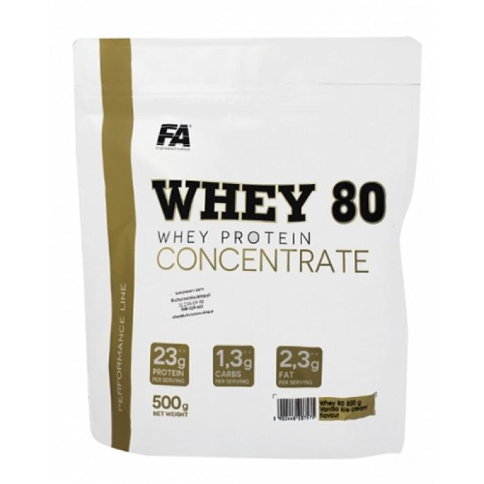 Whey 80 (500 гр)