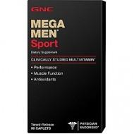 Mega Men Sport (90 капсул)