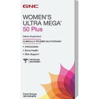 Women`s Ultra Mega 50 Plus (120 капсулы)