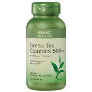 Green Tea Complex 500 mg (100 капсулы)